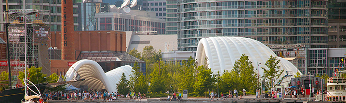 Ontario's Celebration Zone - Inflatable Pavilions 4