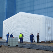 EDF Energy Maintenance Enclosure