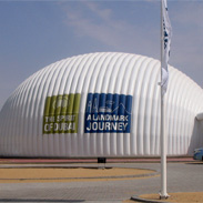 Spirit of Dubai Temporary Pavilion