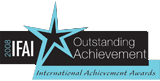 IFAI Outstanding Achievement Award logo