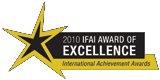 IFAI Award of Excellence logo
